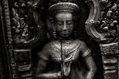 Cambodia. Angkor Wat Royalty Free Stock Photo