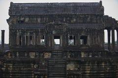Cambodia Angkor Wat monsoon season Royalty Free Stock Photography