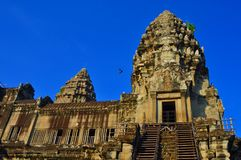 Cambodia - Angkor Wat temple Stock Photo