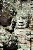 Cambodia - Bayon temple Stock Photo