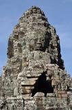 Cambodia - Bayon temple. Angkor Wat, Siem Reap area (Cambodia) - Bayon temple, well-known and richly decorated temple Stock Images