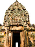 Cambodia castle Stock Photography