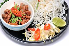 Cambodia food Stock Photo
