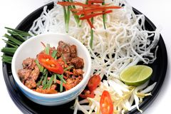 Cambodia food Royalty Free Stock Photography