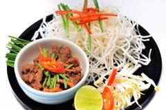 Cambodia food Stock Photography