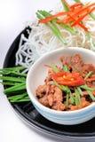 Cambodia food Stock Image