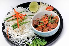 Cambodia food Royalty Free Stock Image