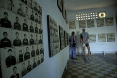 CAMBODIA KHMER ROUGE Royalty Free Stock Photos