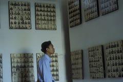 CAMBODIA KHMER ROUGE Stock Photo