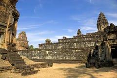 cambodia ko preah Fotografia Stock