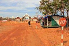 Cambodia - Laos Border Stock Images