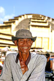 cambodia man Royaltyfri Foto