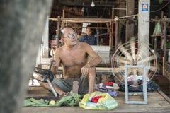 Free CAMBODIA PHNOM PENH SILK ISALND PRODUCTION Royalty Free Stock Photos - 119839688