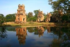 cambodia prat suor góruje Zdjęcia Royalty Free