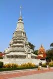 Cambodia Royal Palace. View of Cambodia Royal Palace in Phom Penh Royalty Free Stock Photos