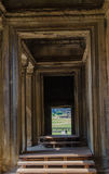 Cambodia ruined temples Stock Photos