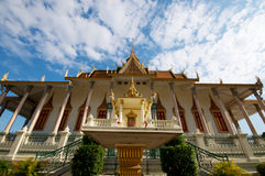 Cambodia'S Royal Palace Stock Image