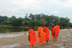 Cambodia Siem Reap Angkor Wat Royalty Free Stock Photos
