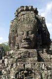 Cambodia Siem Reap Angkor Wat Bayon Temple Stock Photography