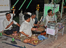 Cambodia, Siem Reap Royalty Free Stock Photos