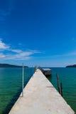 Cambodia Sihanouk high trestle Long Island Salem Stock Photography
