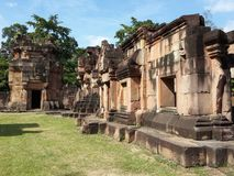 Cambodia. Ta Moan temple. Oudor Meanchey Province. Siem Reap City. Ta Moan temple was built in the 9th century under the rule of Yasovarman 1. Between 2008 and Stock Images