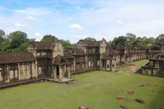 cambodia Tempio di Angkor Wat Provincia di Siem Reap Città di Siem Reap Fotografia Stock
