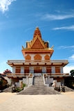 Cambodia temple Royalty Free Stock Photography