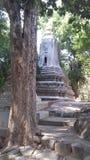 Cambodia. Temple buddist  cambodia Royalty Free Stock Images