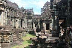 cambodia Temple de Banteay Samre Ville de Siem Reap Province de Siem Reap Images stock