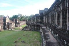 cambodia Templo de Angkor Wat Cidade de Siem Reap Província de Siem Reap fotos de stock royalty free