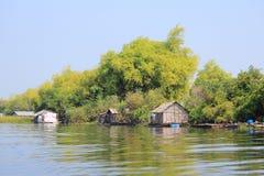 Cambodia - Tonle Sap Stock Image