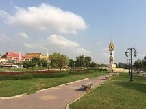 The Cambodia-Vietnam Friendship Monument Stock Photography