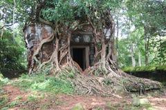 cambodia Ville de Koh Ker Landau de Prasat Province de Preah Vihear Ville de Siem Reap Photographie stock libre de droits