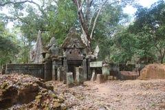 cambodia Ville de Koh Ker Prasat Kra Chab Province de Preahvihear Ville de Siem Reap Photos libres de droits
