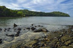 cambodia wyspy raj Obraz Stock