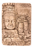 Cambodian Art Isolated Stock Images