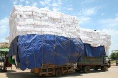 Cambodian border Royalty Free Stock Photos