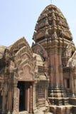 Cambodian Castle Stock Image
