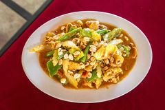 Cambodian dish Royalty Free Stock Images