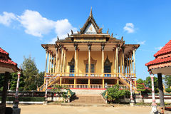 Cambodian palace Stock Photos