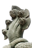 Cambodian statue Royalty Free Stock Image