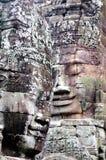 cambodian stawia czoło królewiątko obraz royalty free