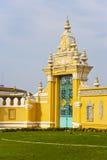 cambodian zakazuje pałac królewskiego fotografia royalty free