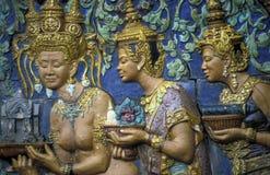 CAMBODJA PHNOM PENH Arkivbild