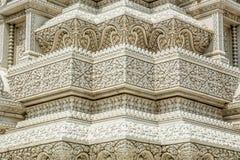 Cambodja Royal Palace, stupa Arkivbild