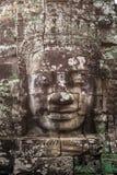Cambodja Siem Reap Angkor Wat Bayon Temples Royaltyfria Foton