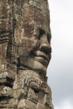 Cambodjaanse Glimlach Stock Foto