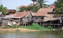 Camboja home Foto de Stock