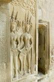 Camboya Angkor Wat. Imágenes de archivo libres de regalías